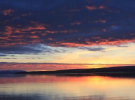 Kriukot, hótel á Hólmavík