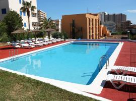 Hotel Jardín, hotel in Oropesa del Mar