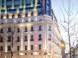Hilton Garden Inn Bucharest, hotel a Bucarest