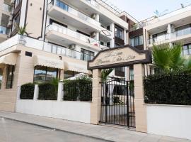 Green Paradise Deluxe Apartments, hotel near Aquapark Primorsko, Primorsko