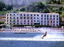 Hotel Lido Mediterranee, hotel en Taormina
