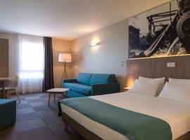 The Originals City, Hôtel Ecoparc, Montpellier Est (Inter-Hotel), hotel near Agrolpolis International, Saint-Aunès