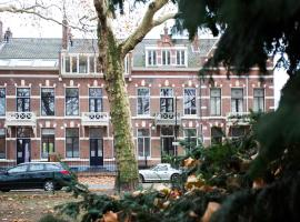 Oranjepark, B&B in Dordrecht