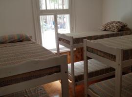 Hostel Brown, pensión en Mar del Plata