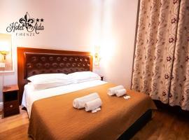 Hotel Aida, отель во Флоренции