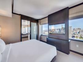 Jet Luxury at The Vdara, serviced apartment in Las Vegas