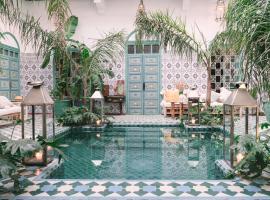 Riad Be Marrakech, hotel in Marrakesh