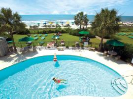 Palms Resort, serviced apartment in Myrtle Beach