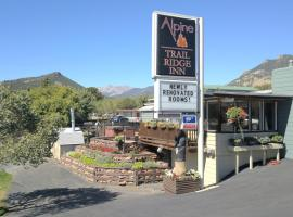 Alpine Trail Ridge Inn, motel in Estes Park