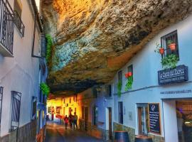 casa cueva de la sombra, villa en Setenil de las Bodegas