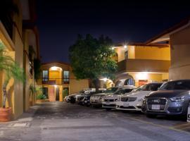 Hotel Ibiza, hotel en Veracruz