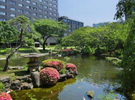 Grand Prince Hotel Takanawa, hotel near Shinagawa Station, Tokyo
