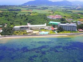 ビーチホテルサンシャイン、石垣島のホテル