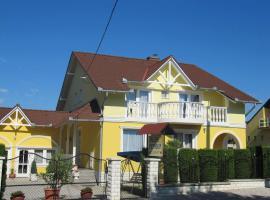 Villa Jäger, hotel v destinaci Vonyarcvashegy