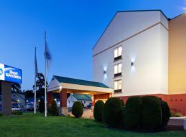 Best Western Springfield West Inn, hotel in West Springfield