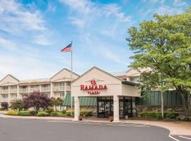Ramada Plaza by Wyndham Portland, отель в городе Портленд