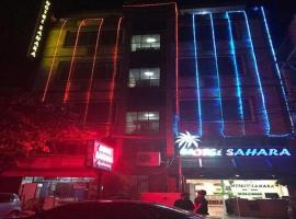 Hotel Sahara, hotel in Mandalay