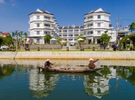 Gem Riverside Hotel Hoi An, отель в Хойане