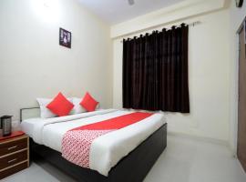 OYO 19970 Hotel Pink View, hotel in Malviya Nagar, Jaipur