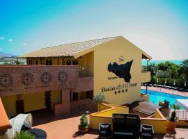 Baia Di Ulisse Wellness & Spa, hotel in zona Scala dei Turchi, San Leone