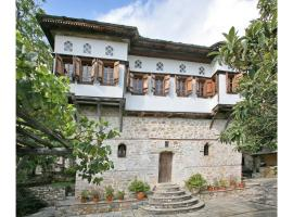 Pelion Belvedere - THE MANSION, hotel in Vyzitsa