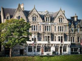 Columba Hotel Inverness by Compass Hospitality, отель в Инвернессе
