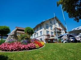 Hotel Adler, hotel in Oberstaufen