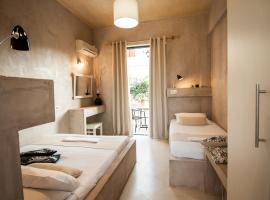 Zante Nest Studios & Apartments, hotel in Alikanas