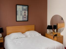 Citôtel Criden, hotel in Tours