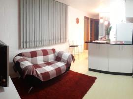 Apartamento Próximo à Lagoa do Desvio Rizzo, 10 min do Centro de Caxias, apartment in Caxias do Sul