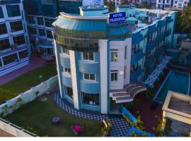 Hotel Prabhupada, hotel with pools in Puri