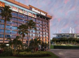 Stadium Hotel, hotel perto de Hard Rock Stadium, Miami Gardens