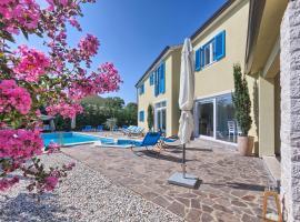 Villa 1519, hotel in Žminj