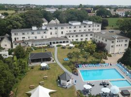 Westhill Country Hotel, hotel near Jersey Airport - JER, Saint Helier Jersey