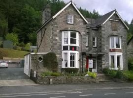 Glan Llugwy Guest House, guest house in Betws-y-coed