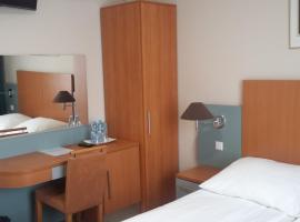 Noclegi, Restauracja Eden – hotel w mieście Witaszyce
