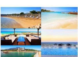 ADA Beachfront Boutique Hotel & Restaurant: Girne'de bir otel