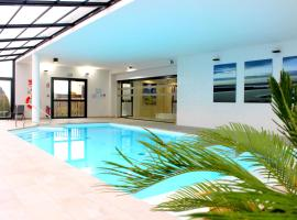 Kyriad Prestige Residence Cabourg-Dives-sur-Mer, vacation rental in Dives-sur-Mer