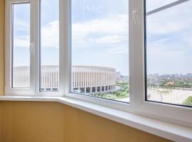 Апартаменты у Парка Краснодар на Жлобы, апартаменты/квартира в Краснодаре