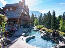 The Hidden Ridge Resort, hotel in Banff