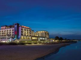 Bayside, hotel near HANSA-PARK, Scharbeutz