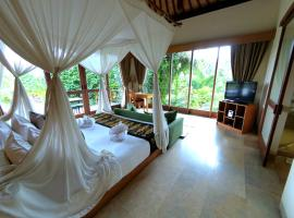 Motama Villa, hotel in Ubud