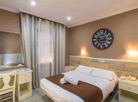 Hotel Mexico, hotel near Atocha Train Station, Madrid