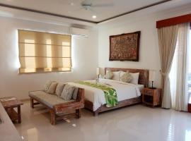 ★ VIP ★ Green Studio Apartment in Seminyak, No.23, apartment in Seminyak