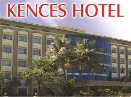 Kences Hotel -Opp APSRTC Bus stand, hotel in Tirupati