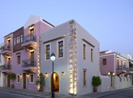 Palazzo Vecchio Exclusive Residence, hotel in Rethymno