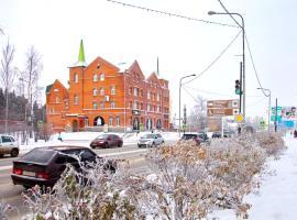 Apartments on Gagarina 128, apartment in Khanty-Mansiysk