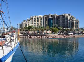 Queen of Sheba Eilat, hotel a Eilat