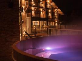 Hôtel Interlaken Lounge Bar & Spa, hotel in Xonrupt-Longemer