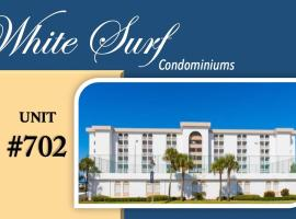 White Surf Condominiums, apartment in Daytona Beach